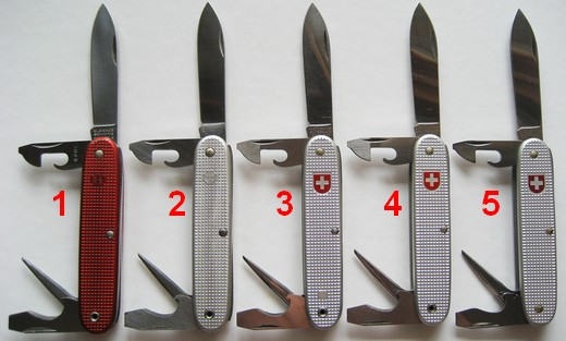 Les Couteaux Du Soldat De L Arm 233 E Suisse Les Mod 232 Les 1961