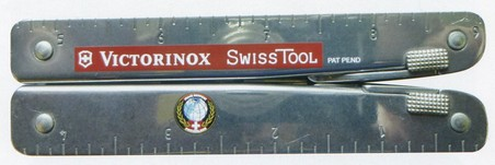 "Knife given to soldiers of the Swiss Company ""Swisscoy"" (*)"