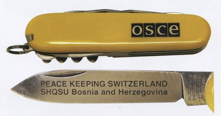 OSCE (Organisation for Security and Cooperation in Europe) (*)