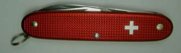 Other variant of the Victorinox Pioneer (*)